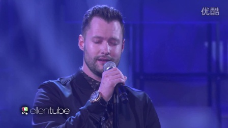 Calum Scott - Dancing on My Own (Ellen Degeneres Show)