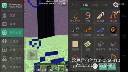 (Minecraft PE)欢豆君的末地之旅 (我的世界 奇怪君 推荐 存档) (我的世界 籽岷 推荐 存档)