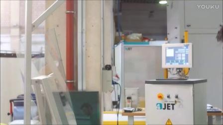 4JET G-Mark 便携式激光玻璃打标系统