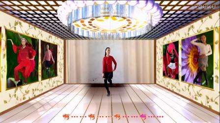 焦桥刁宋丽之舞广场舞《像雾像雨又像风》制作演示:丽之舞