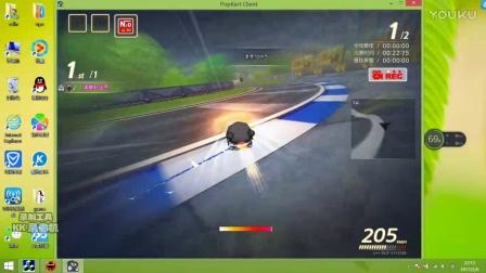 单机跑跑 光明骑士z7 灵岩单圈变态跑法