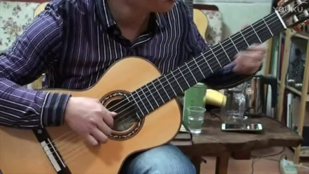 小蒋吉他 米格尔 柏木19世纪古典吉他 樱花