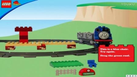 托马斯和他的朋友们  托马斯成长记 托马斯运货 动画视频表演7