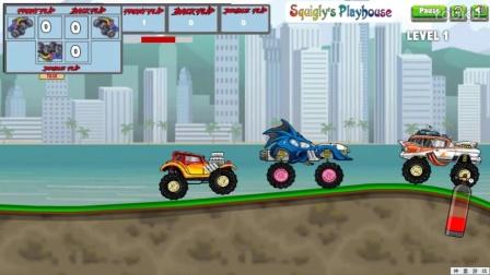 挖掘机视频大全 推土机视频表演 汽车总动员 玩具车 汽车视频表演21