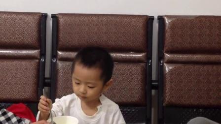 弟弟惠安吃饭