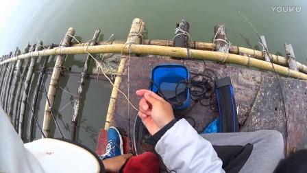 珠海三灶筏钓