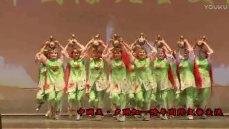 """""""中国美·夕阳红""""跨年国际文艺交流演出《回乡姑娘》"""