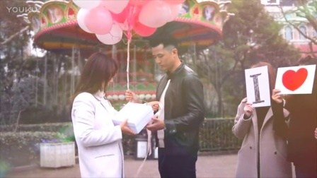 游乐园&大束气球&Miss Dior花盒,情人节终极虐狗就在此#看看人家男朋友#