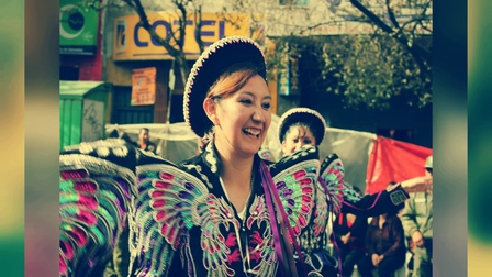 南美洲玻利维亚西班牙世界的狂欢节拉丁美洲的美女风情