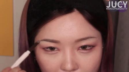 스트릿룩에 어울리는 퍼플립 메이크업♥JUCY(쥬씨)