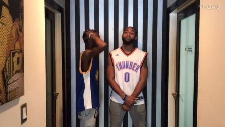 If KD & Westbrook were neighbors…