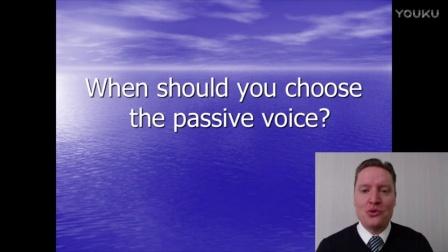 Online Speech-Passsive and Active Voice