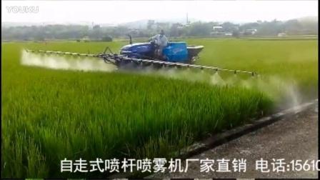 3WPZ-700型自走式喷杆喷雾机 小麦打药机 自走式打药机 水稻打药机