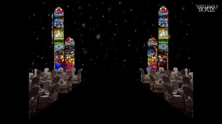 臻稀私属婚礼---哥特风婚礼效果视屏