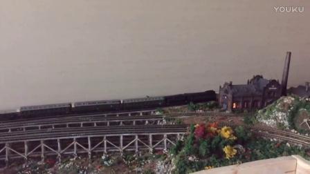 Andy train model 火车模型 1