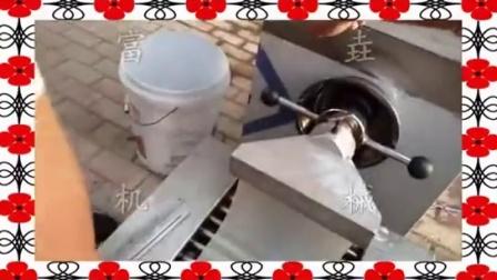 OB100B型自动切条凉皮机视频 海阳LXF26