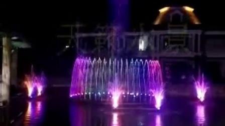 小型音乐喷泉