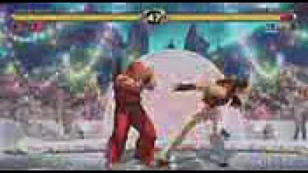 《拳皇12》游戏宣传片