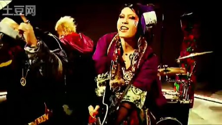 【ZH】Miyavi - Kabuki Danshi(歌舞伎男子)PV