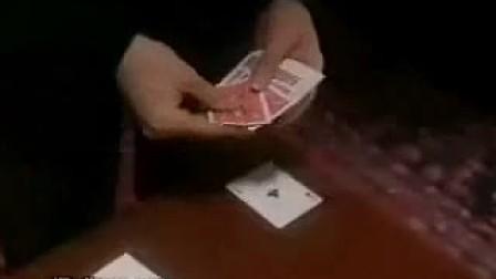 大卫·科伯菲尔扑克牌魔术