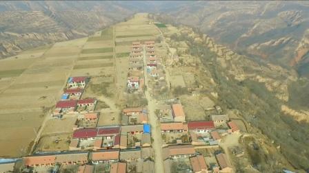 黄土高原,我的家乡。
