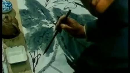 写意荷花的创作方法-花鸟画创作
