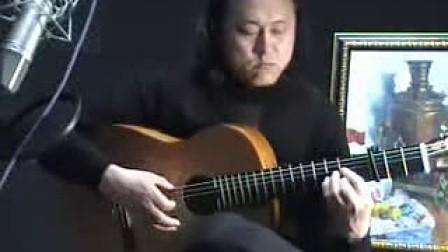 《大连佛拉门哥艺术中心》王春伟 小蒋吉他no:134