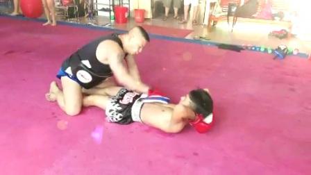 泰拳生活,格斗艺术
