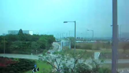 香港铁路 机场快线 博览馆站 往 机场站 MTR Airport Express