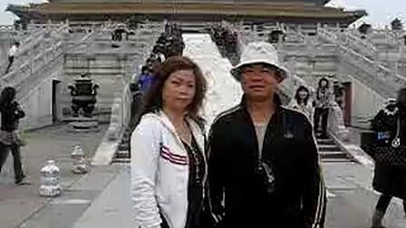 秦国庆胡风琴在横店影视城《秦王宫》