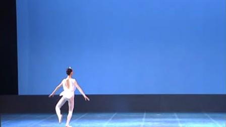 第7届桃李杯舞蹈教育成果民族古典舞蹈表演之《唐 吉珂德》天使女变奏