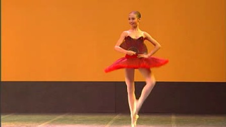 第7届桃李杯舞蹈教育成果展示民族古典舞蹈表演之《唐 吉珂德》婚礼女变奏