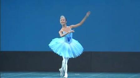 第7届桃李杯舞蹈教育成果展示民族古典舞蹈表演之《睡美人》蓝鸟