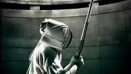 乌尔善广告作品—正本香皂《剑道》