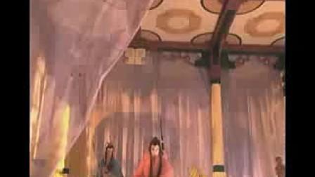 霹雳国语配音片段——金子陵与寒月蝉