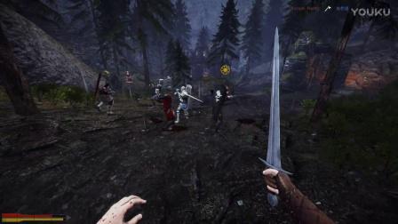 【LDY-敦】骑士;中世纪战争-3-管他敌人还是队友就是砍!