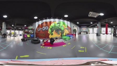 VR健身房之美女健身(第十九集))