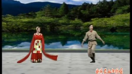 杨艺广场舞翻身农奴把歌唱讲课1