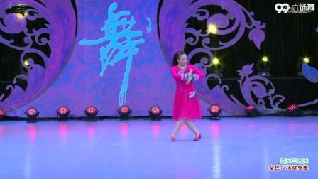 格格广场舞楚风三月天表演1