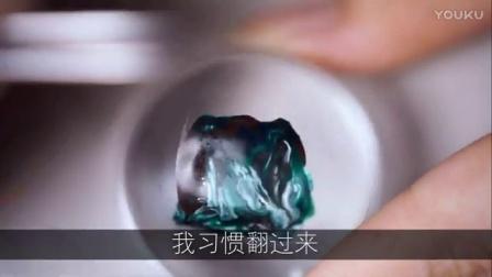 【海燕酱】水拓画风格美甲