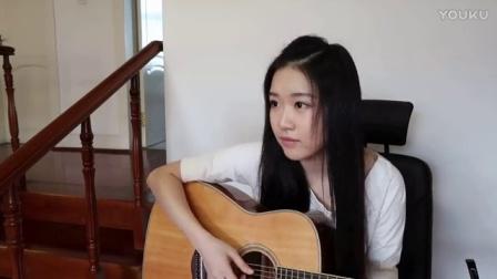【故梦】【吉他弹唱】-【半柠檬】翻唱(1)