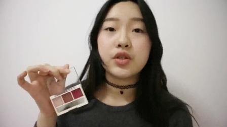 【呱呱】名创优品彩妆真的好用吗 咱上脸测评一下