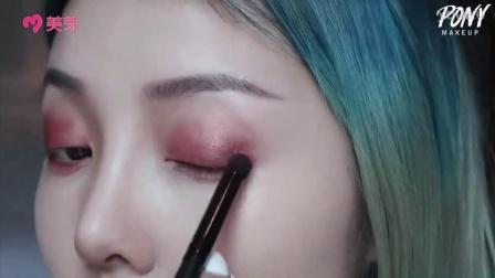韩国彩妆女神pony教学_干货必看!最详细的战痘护肤攻略!女生化妆顺序