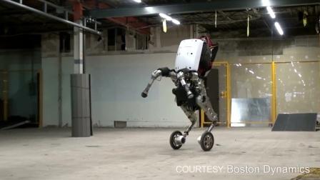 Hello Handle  Boston Dynamics unveils latest robot creation