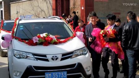 张晓龙新婚大喜