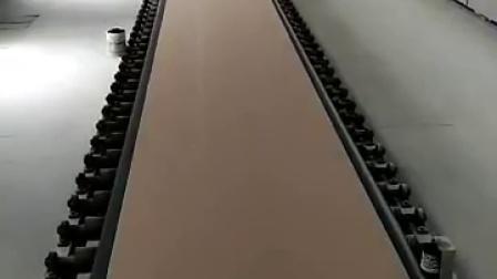 山东弛宏机械输送带视频