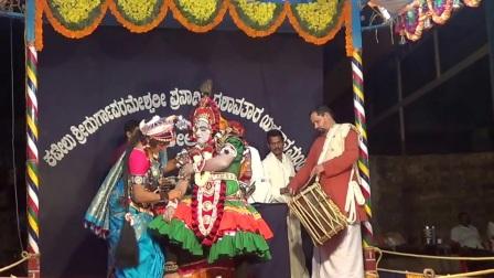 Yakshagana -- Narakasura Vadhe - 7