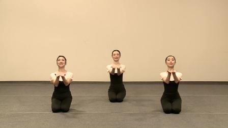 中国舞蹈家协会考级一级:小雪花