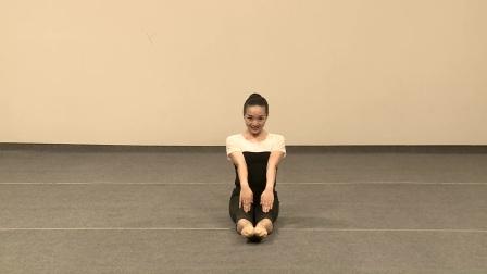 中国舞蹈家协会考级一级:爷爷亲奶奶亲