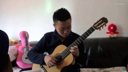 小蒋吉他 十九世纪古典吉他(米格尔)